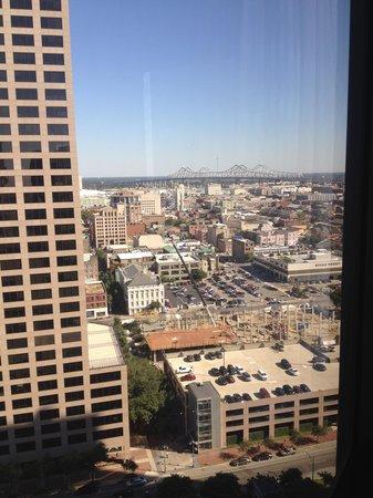 Hyatt Regency New Orleans : View from 2430