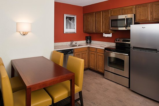 Residence Inn San Jose South : Two Bedroom Suite Kitchen