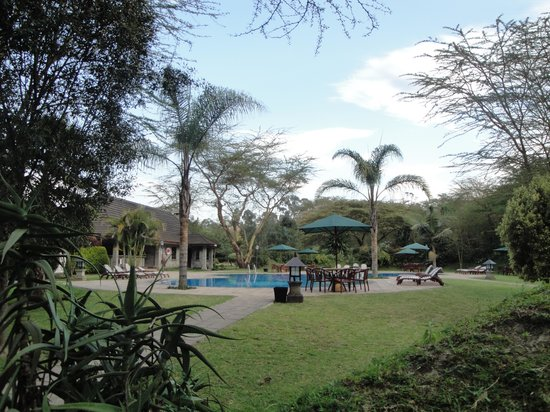 Lake Naivasha Simba Lodge: Simba Lodge