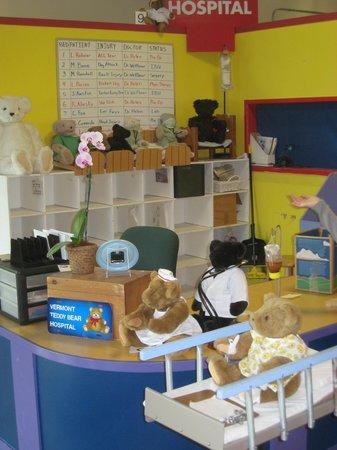 Vermont Teddy Bear Company : Bear Hospital