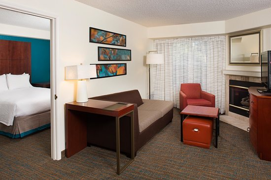 Residence Inn San Jose South: Two Bedroom Suite