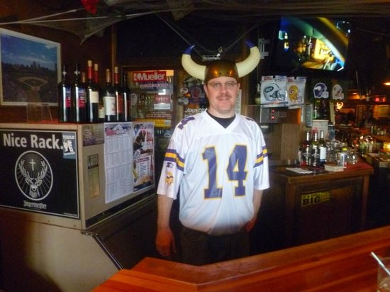The Great Northern Bar and Grill: Friendly Service