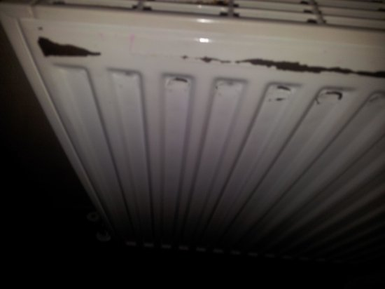 Parkdean - Tummel Valley Holiday Park: radiator