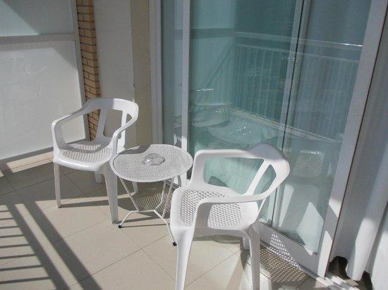 Hotel Joya: balcony