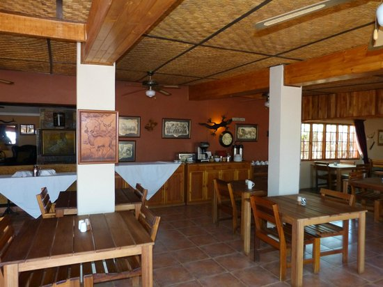 Bagatelle Kalahari Game Ranch: Restaurant