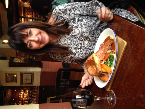 The Old Harkers Arms: Sunday roast!
