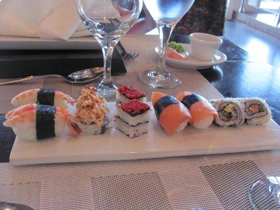 Hotel Riu Palace Paradise Island: Sushi