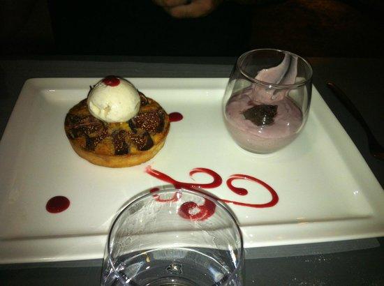 Le Bistrot d'Emile: dessert