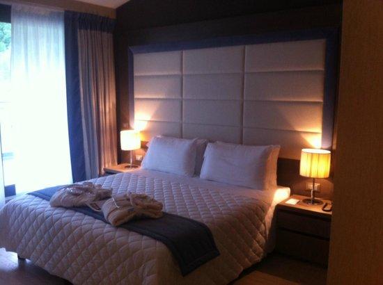 San Donato Golf Resort & Spa: letto