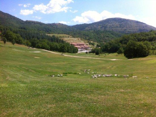 San Donato Golf Resort & Spa: in campo