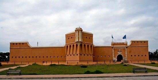 Melilla, Espanha: Fuerte de Rostrogordo