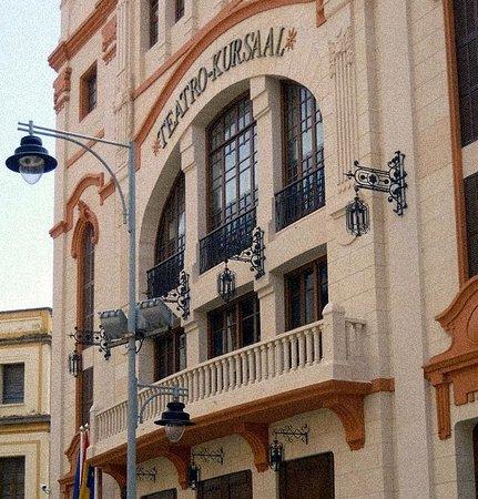 Teatro Kursaal - Fernando Arrabal