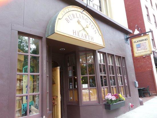 American Flatbread : Exterior of restaurant