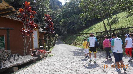 Espaco Terra Hotel: caminho trilha