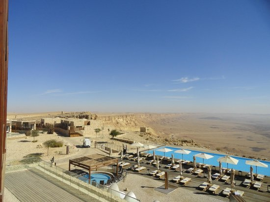 Beresheet Hotel by Isrotel Exclusive Collection: The Ramon Crater