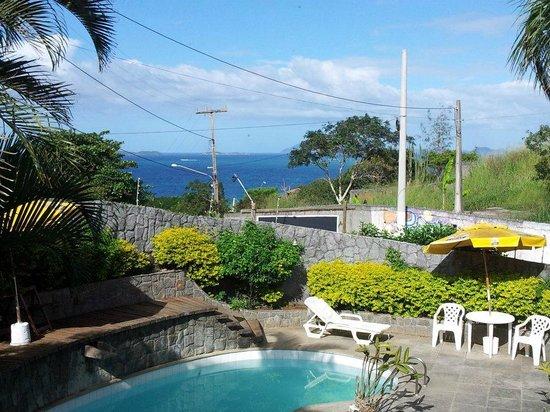 Pouso da Ferradurinha Beach House : Pousada