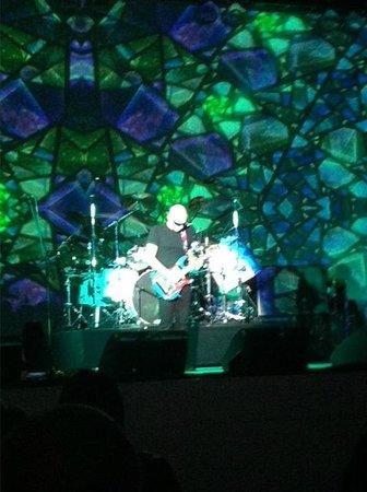 Vina Robles Amphitheatre: Vina Robles - Joe Satriani 10/25/13
