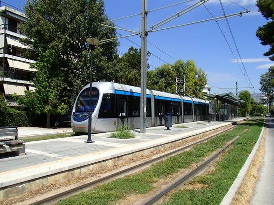 Golden Sun Hotel: Трамвай, который едет в Афину