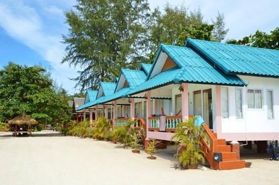 Nice Sea Resort: Deluxe Beachfront Bungalow