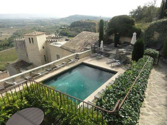 Hotel Crillon le Brave: Pool