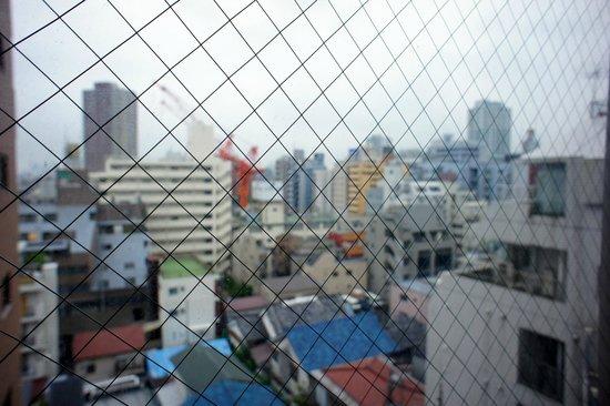 Hotel Listel Shinjuku : Vue