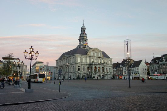 City Hall of Maastricht