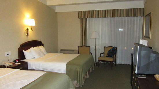 Howard Johnson Hotel Middletown: renovated and comfortable
