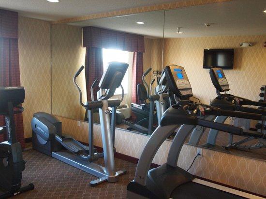 Baymont by Wyndham Fulton: Fitness Center