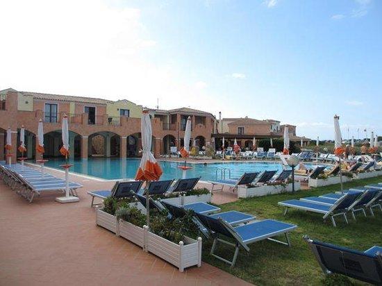 Hotel Club Cala Blu : Correcte, sans plus