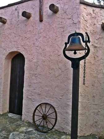 Chisholm Trail Inn: Spanish Mission