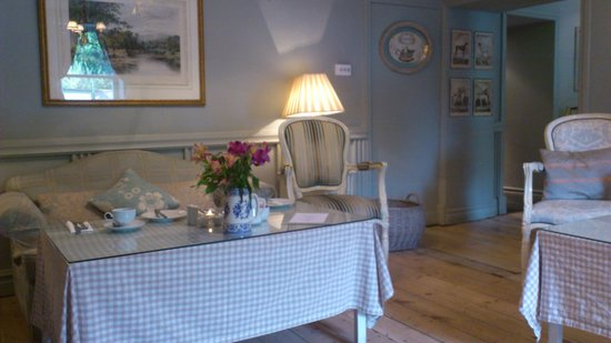 Conyngham Arms Hotel: Breakfast room