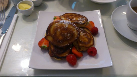 Conyngham Arms Hotel: Breakfast