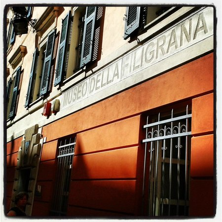 Museum of Filigrana: L'ingresso del museo