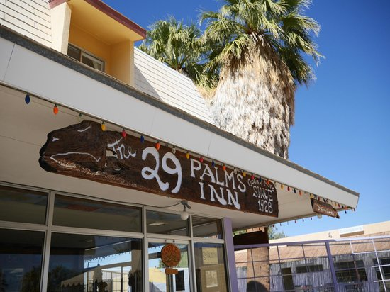 ‪‪29 Palms Inn‬: The 29 Palms Inn - your gateway to Joshua Tree National Park and Mojave National Preserve‬
