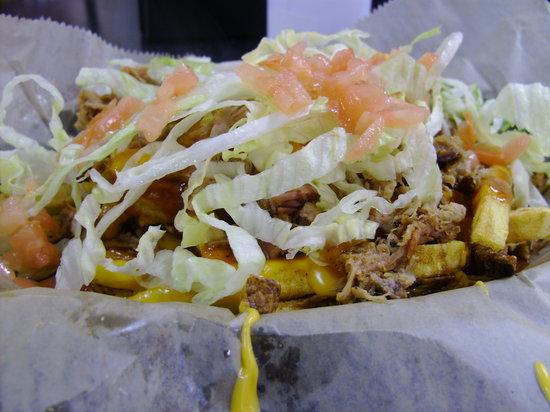 Kiser's Barbeque Express: Pig Pen Fries