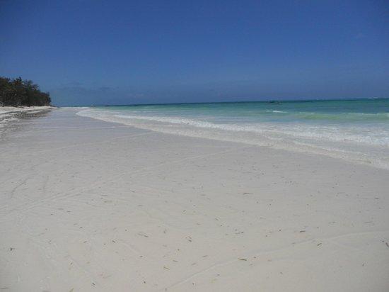 VOI Kiwengwa Resort: Spiaggia
