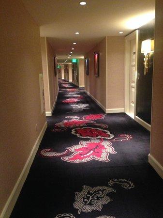 Encore At Wynn  Las Vegas: corredor