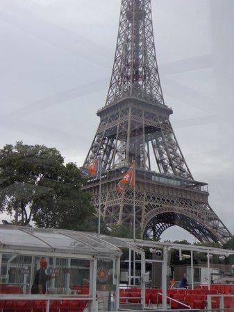 Hotel Meslay Republique: Torre Eiffel - linda