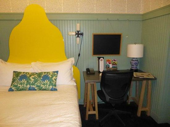 Hotel Triton: Double room