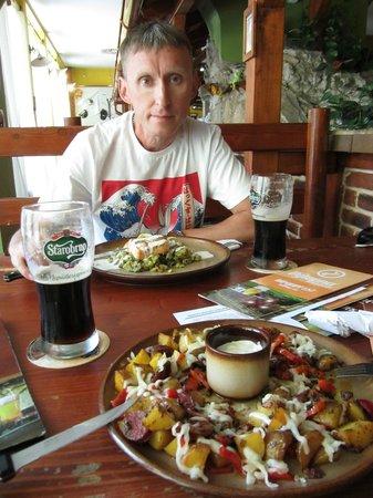 Vytopna Railway Restaurant - Starobrnenska: Вкушая