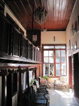 Dedekonak Pansiyon: Hallway