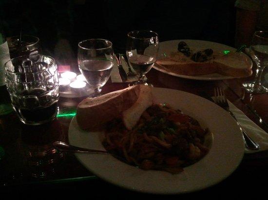 Shipyard Restaurant : Dinner