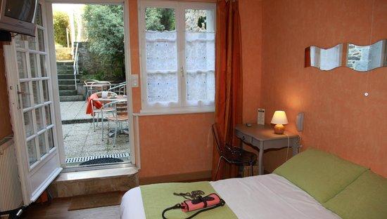 Hotel de la porte saint malo updated 2017 reviews for Porte 73x200