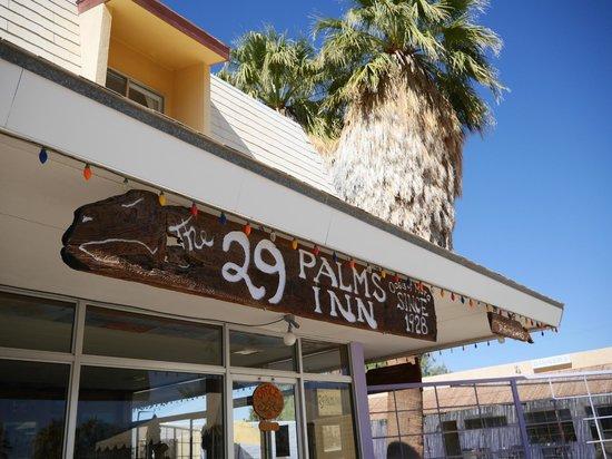 29 Palms Inn on the Oasis of Mara since 1928