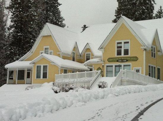 McCloud River Inn: Winter at the Inn