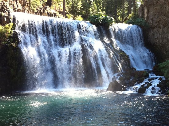 McCloud River Inn: McCloud River - Middle Falls