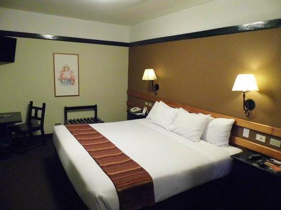 Casa Andina Classic Cusco Plaza: chambre