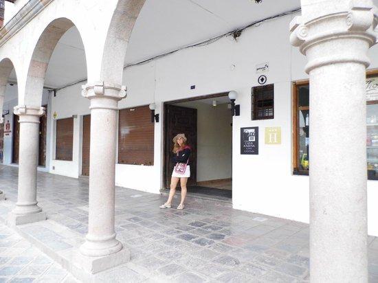 Casa Andina Classic Cusco Plaza: hôtel