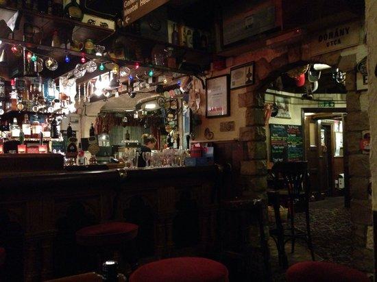 The Old Station Inn: Bar