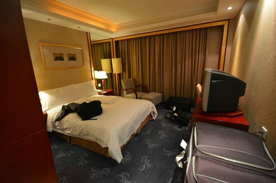 Mercure Xian on Renmin Square: Room